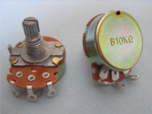 ���� - Variable Widerstände (Potentiometer)