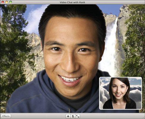 ���� - Video-Chats auf dem Mac