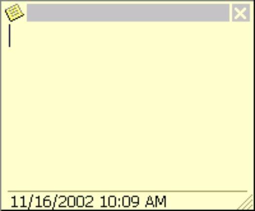 ���� - Arbeiten mit Outlook-Notizen