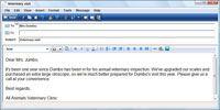 ���� - Schreiben und Senden Sie eine E-Mail