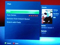 ���� - Xbox 360: Wie Netflix Videos an einen Fernseher streamen