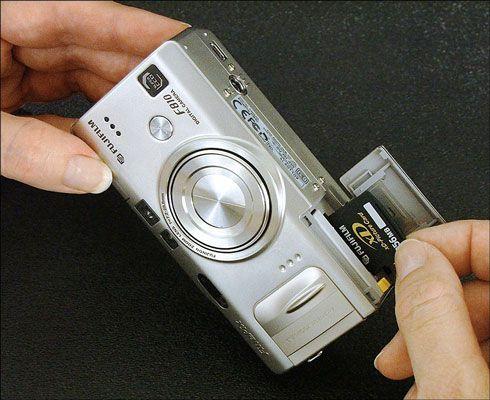 ���� - Ihrer Digitalkamera-Speicherkarte