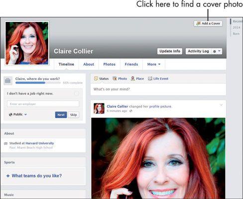 ���� - Ihre Facebook-Timeline-Seite