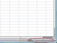 ���� - Zooming in Ihre Excel 2007 Worksheets